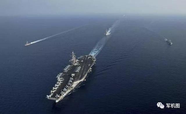 军机图:美军为啥大力支持'航行自由行动'?不是乱花钱而能赚大钱