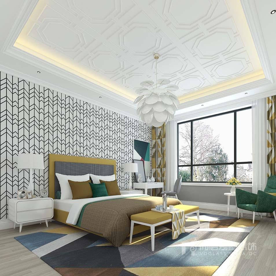苏州别墅装修||室内设计||欧式实景案例