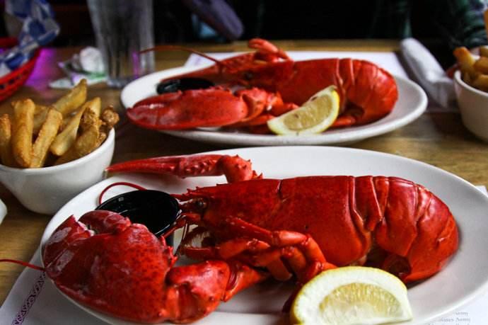 独家一号公路13日自驾游   波士顿龙虾,美式牛排,海鲜大餐