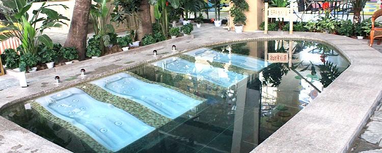 温泉水疗设备