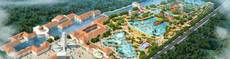 水上乐园建设