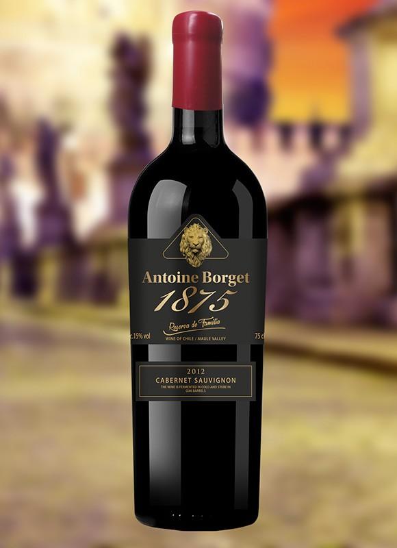 1875葡萄酒代理