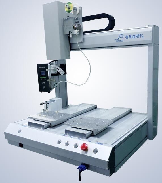 单头单平台自动焊锡机