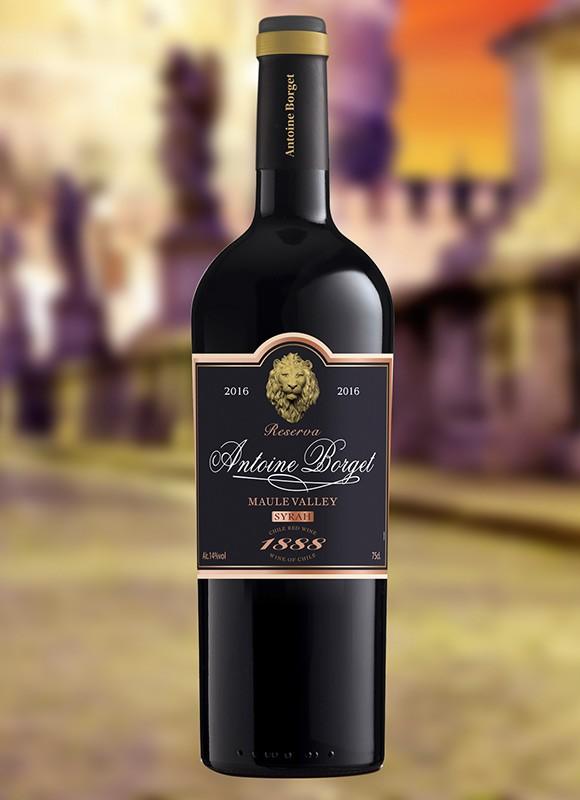1888年葡萄酒代理
