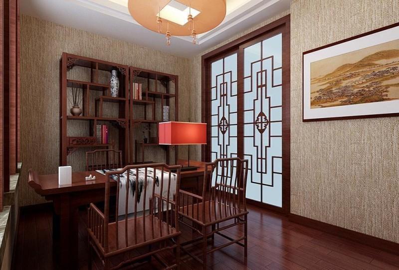 書房在我國由來已久,中式裝飾書房是對比可以表現我國傳統文明底蘊的一種藝術形式,可以展現屋主的氣質和涵養,提高檔次,有深沉的文明內在,展現了我國幾千年文明的精華。那中式書房的風格特點有哪些?中式書房如何裝修呢?接下來小編就這兩個問題做回答,感興趣的兄弟無妨來看看吧。