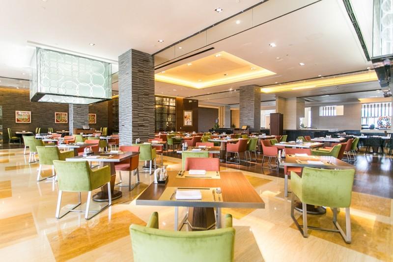 自助晚餐 西餐厅 La Brasserie.jpg
