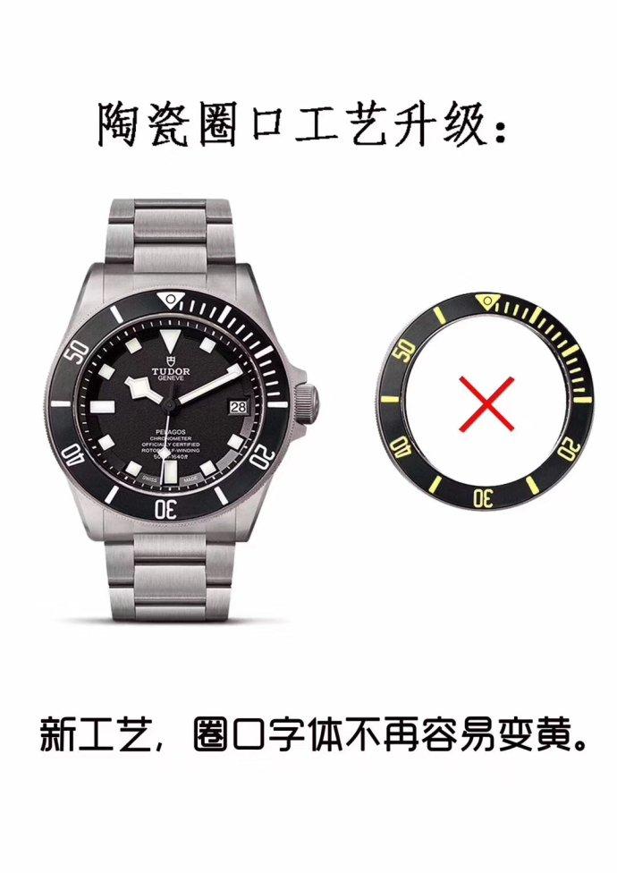 (大表哥说表)XF厂帝舵战斧V3升级版复刻表评测