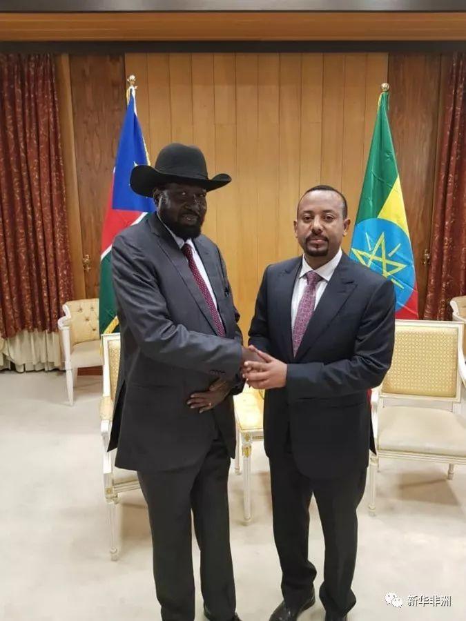 重磅!南苏丹冲突双方领导人会面 和平之路任重道远