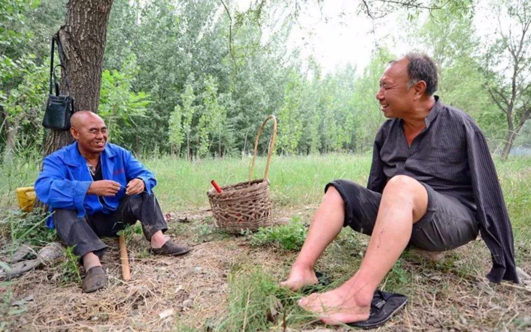轰动全世界的俩中国老人:有目标,人生才有奔头