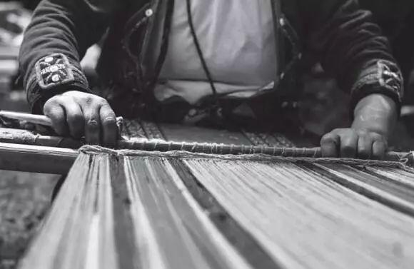 女神的织布机:危地马拉玛雅人的编织