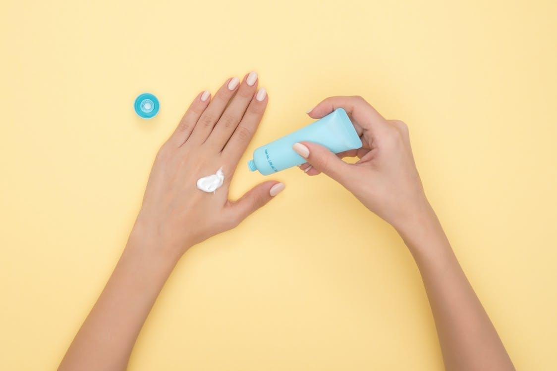 乳液, 乳霜, 保濕 的 免费素材图片