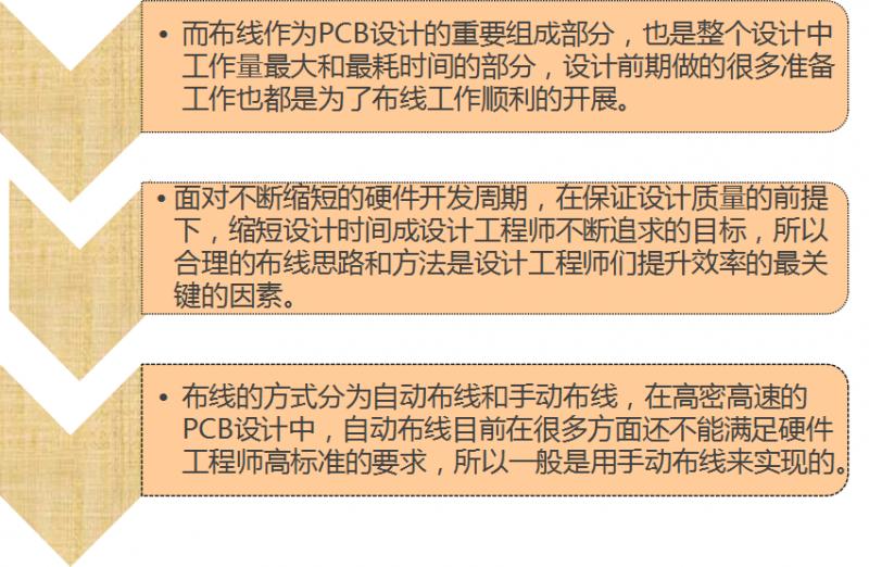 PCB设计软件蓝牙音箱实操│布线综合知识详解
