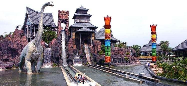水上乐园主题设计