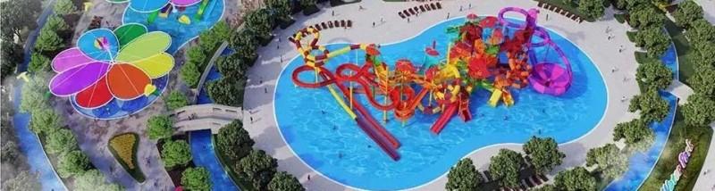 水上乐园设施