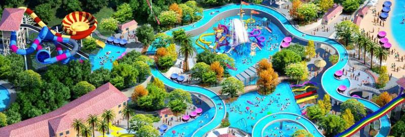 水上樂園設備