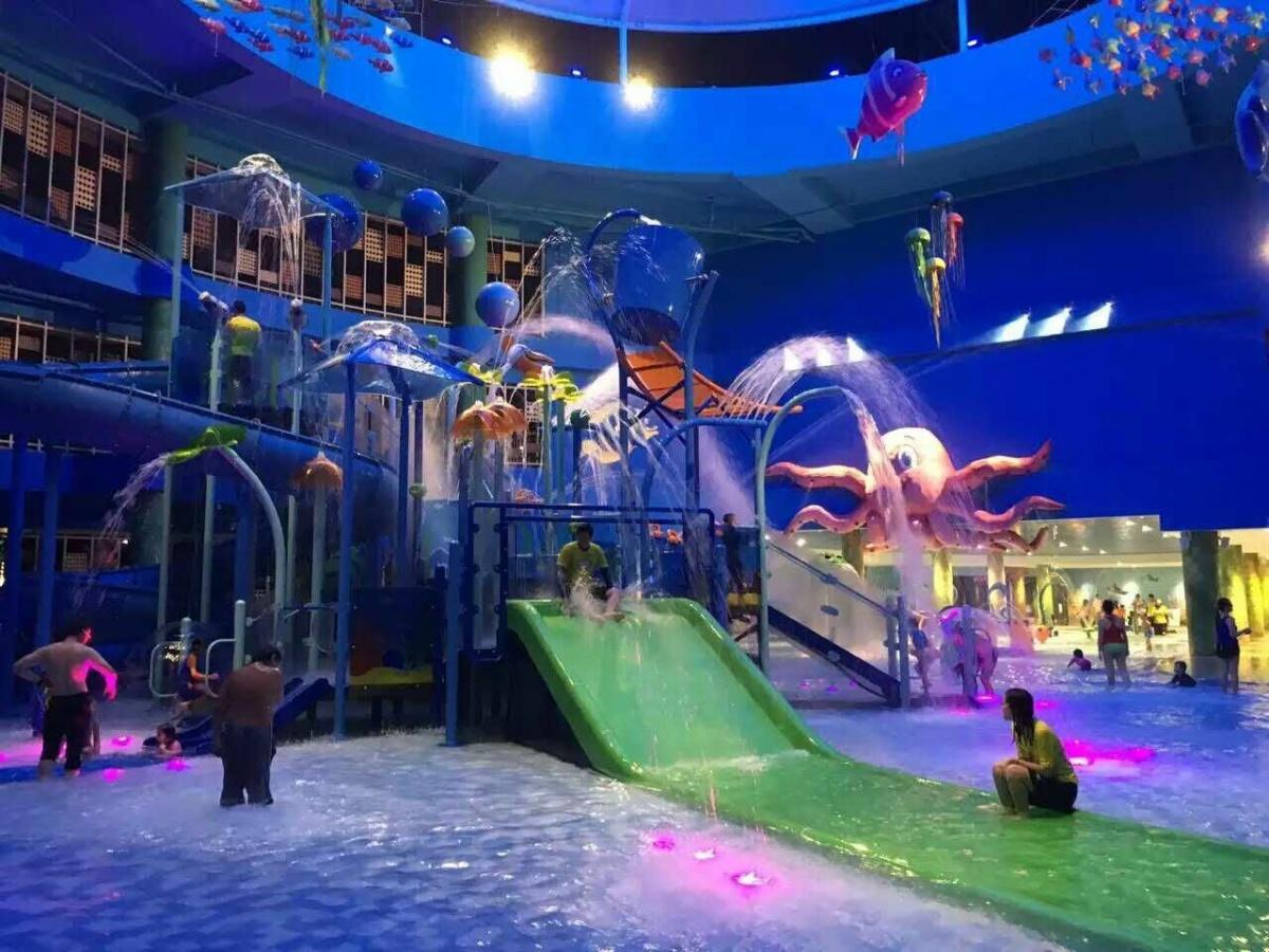 兒童水上樂園設備