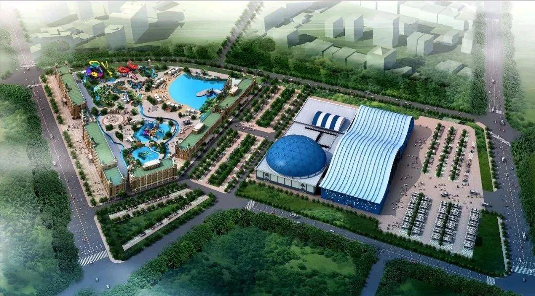 徐州水上乐园案例