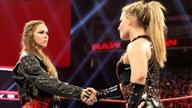 隆达·罗西冠军挑战权之争,女子八人车轮大战!《WWE RAW 2018.12.18》