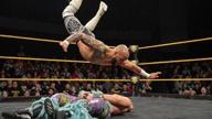 泰勒布里斯挑战里克赛,争夺NXT北美冠军!《WWE NXT 2018.12.13》