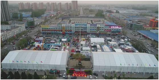 雄安新区雄县包装城隆重举办第二届PBE装配式建筑绿色建材(秋季展)