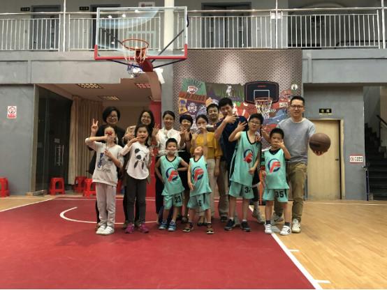 常熟青少年篮球培训班