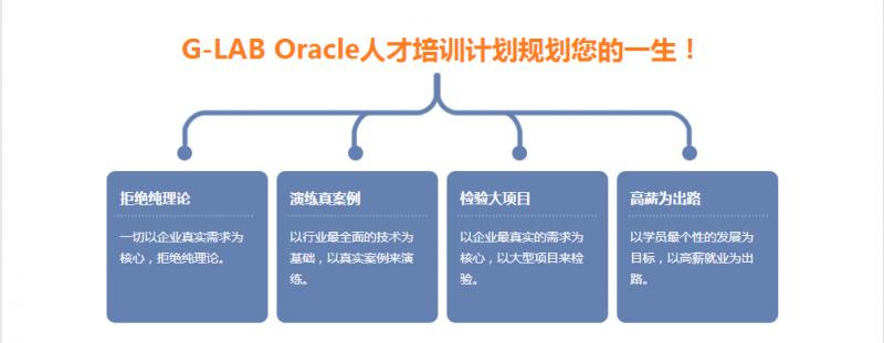 苏州Oracle数据库认证培训班哪家好
