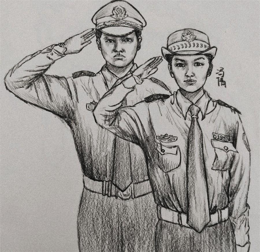广告专191班 冯倩(绘画).jpg