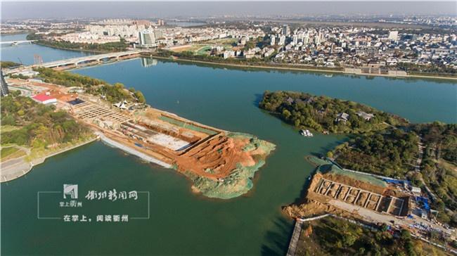 从高空俯瞰,已经可以看出整体隧道的形态。据悉,该项目计划于2019年10月初完成隧道一期主体结构施工。.jpg