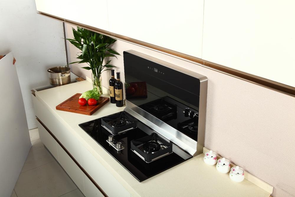 开放式厨房装修的六个要点不可少