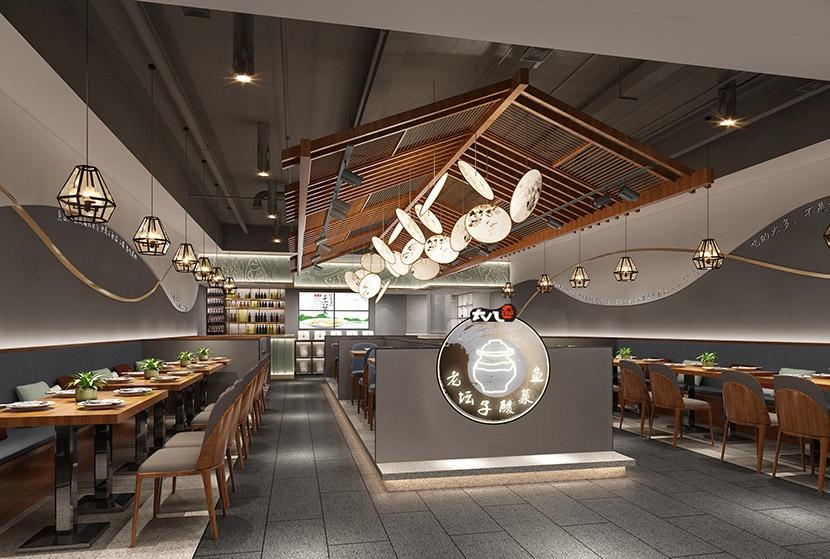 餐厅设计注意事项_餐厅设计灯光布局