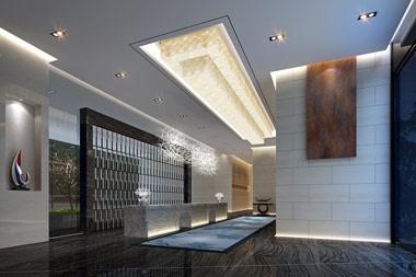 现代酒店设计效果图