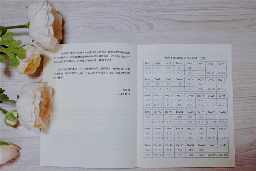 錯過了這本詞匯書...專升本考試白準備半年!