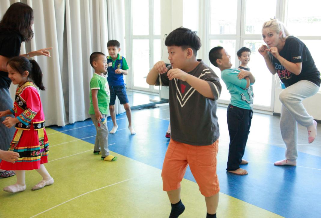 北京少儿英语戏剧培训班