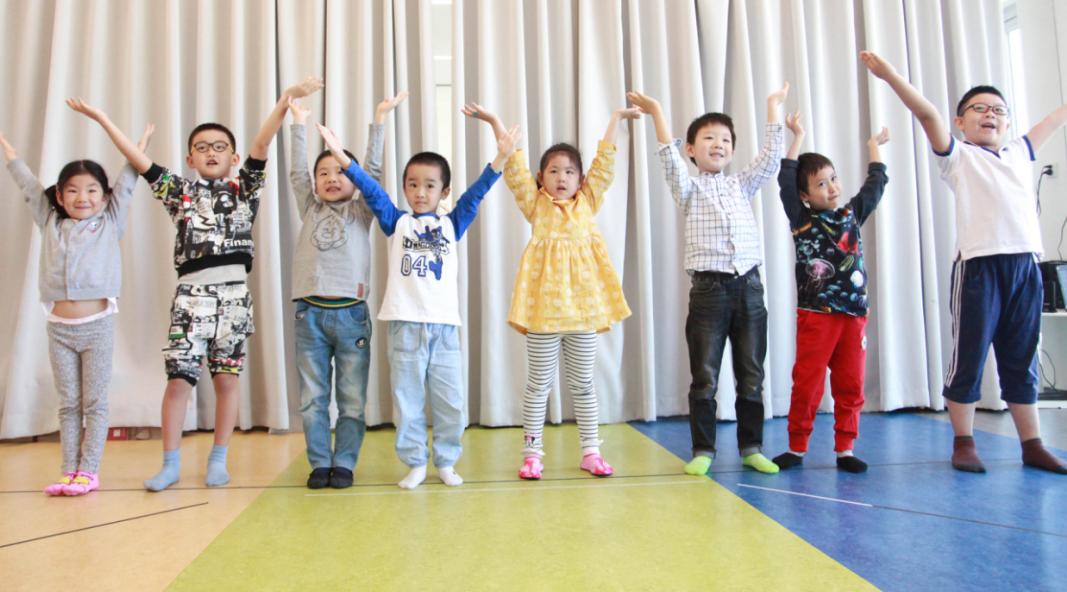 北京少儿英语戏剧培训