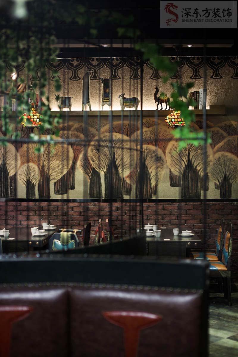 北方生态餐厅设计