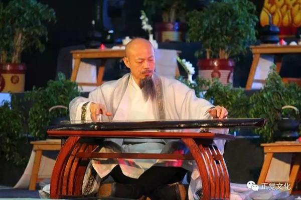参加中华原创禅茶音乐会在印度那格浦尔的演出.jpg