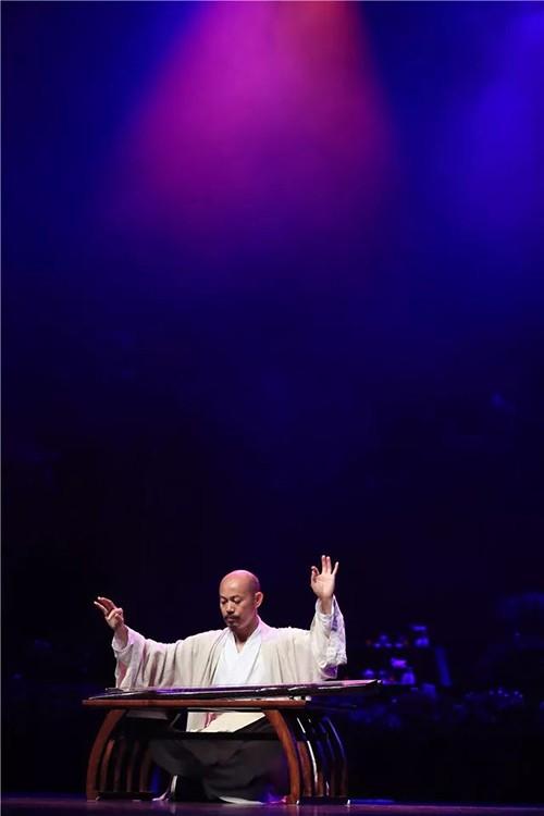 参加中华原创禅茶音乐会在斯里兰卡国家大剧院的演出.jpg