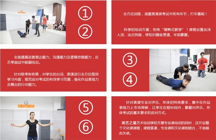 苏州影视表演培训课程
