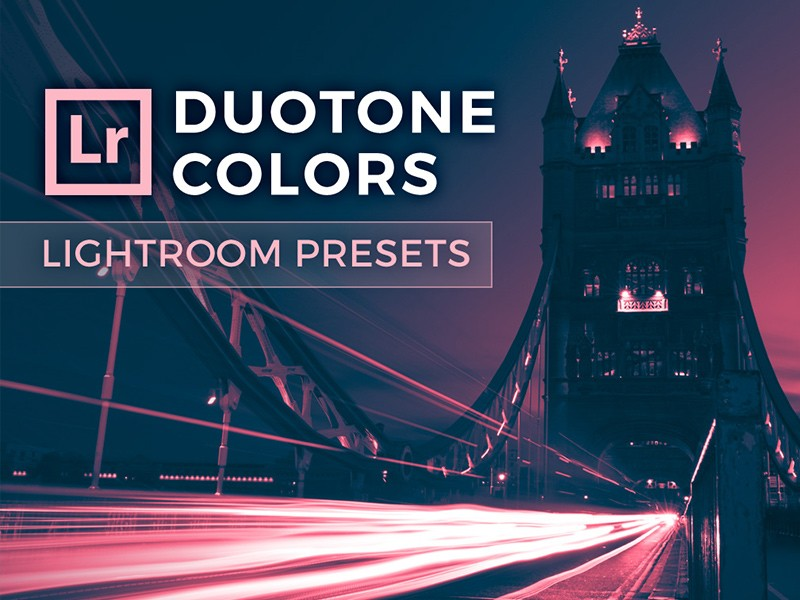 【S142】10款高品质双色调Lightroom预设Duotone Colors Lightroom Presets