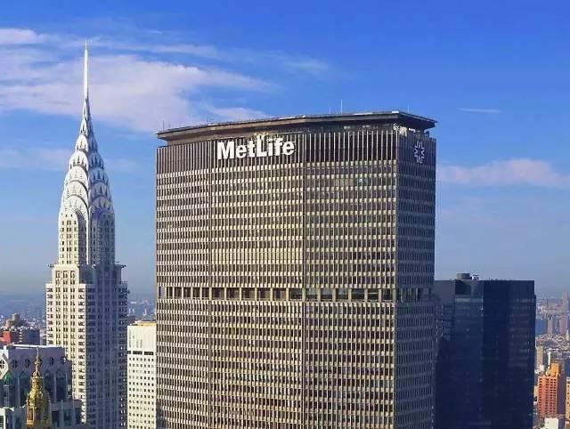 美国纽约大都会人寿大厦