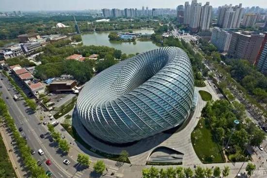 哈萨克斯坦国家图书馆