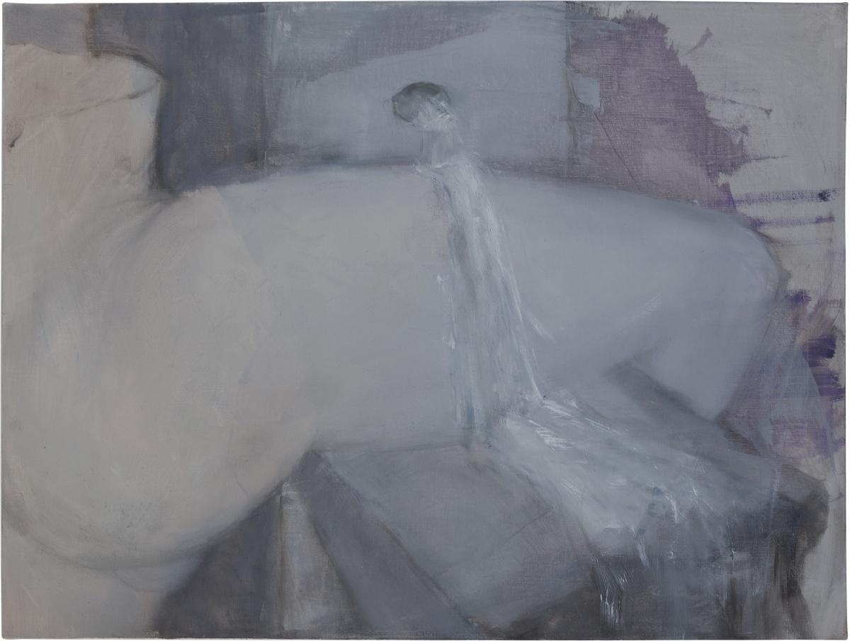 《泉1》 宓赫言 60x80cm 2017 布面油画.jpg