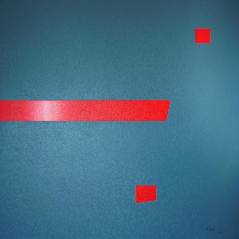 《今天》165×165cm 布面油画 2012年.JPG