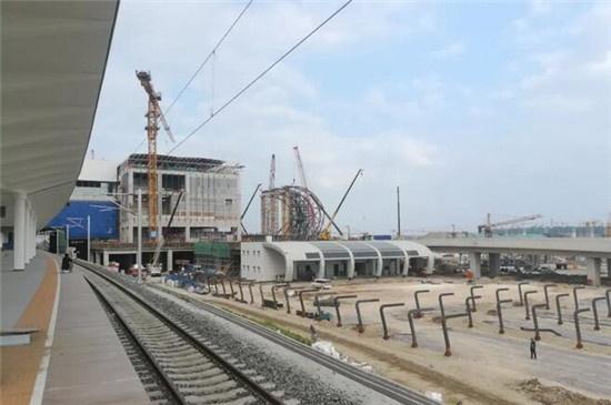 淄博北站进展如何