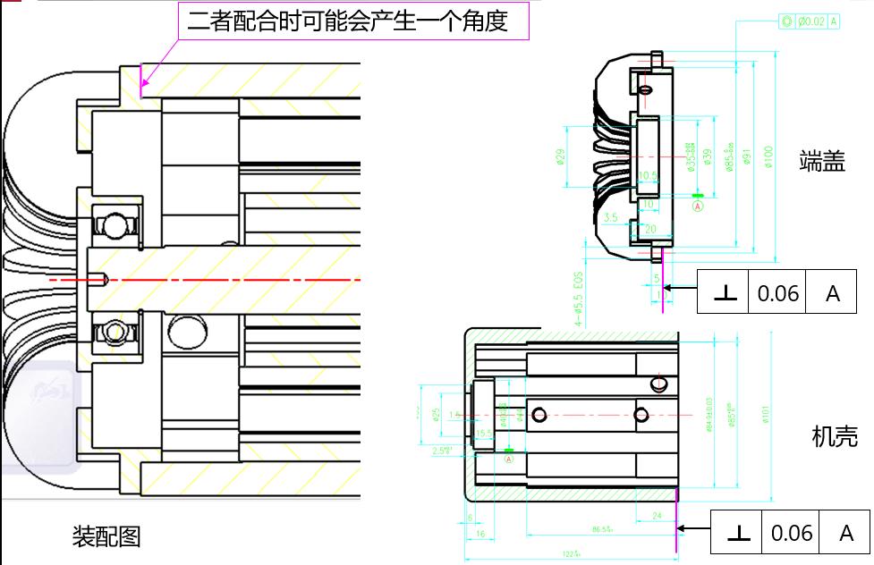 电机机壳与端盖止口垂直度对气隙的影响图片1.png