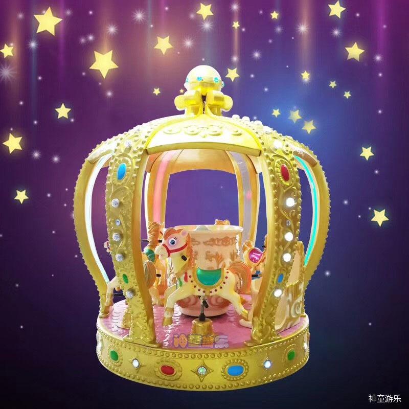 8座皇冠战马