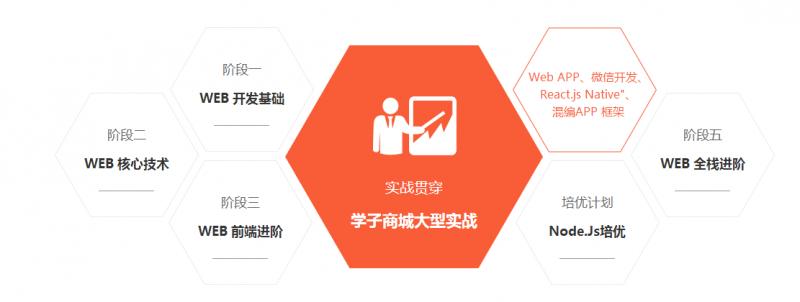 南京学生web培训