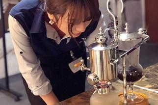杭州学作咖啡师