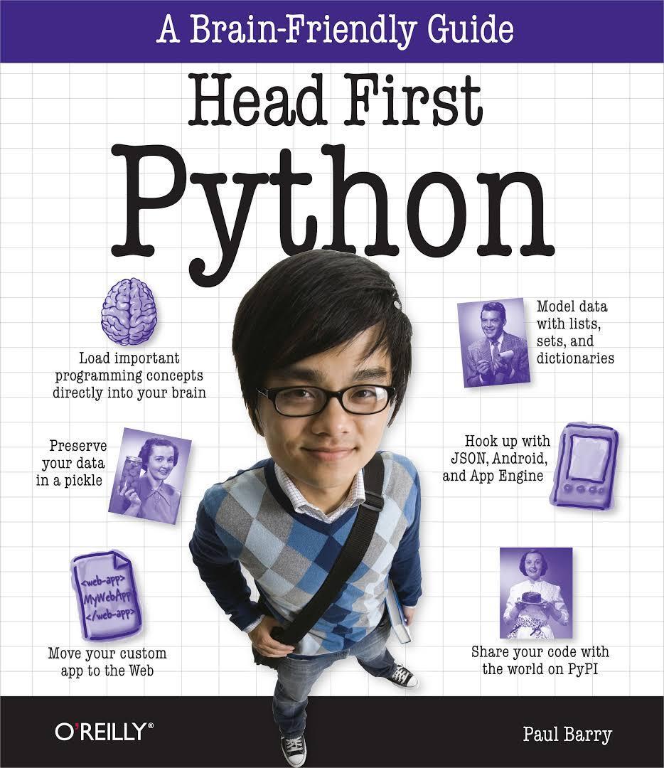 资料 | 深入浅出 Python(中文版)