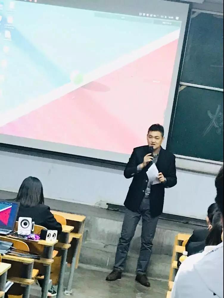 郑州北大青鸟职英IT学院超级演说家总决赛邢校长点评